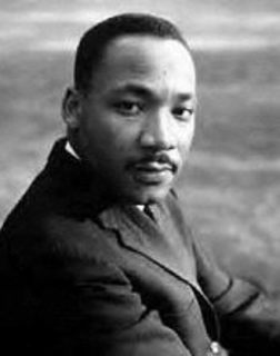 Martin Luther King Day Lesson Plans