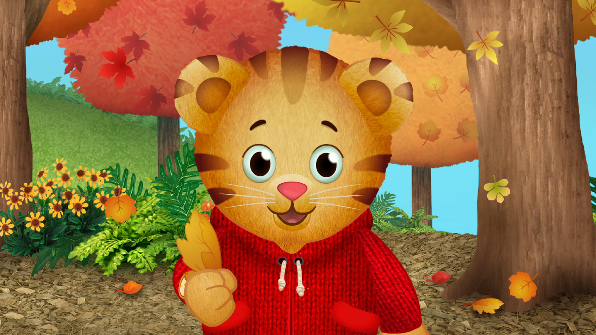 Daniel Tiger\'s Day & Night App: For Morning and Nighttime Routines ...