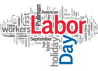 USA Labor Day - 6 September