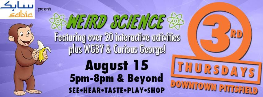 Weird Science Event