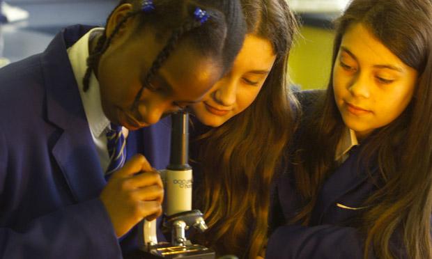 girls science